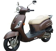 Moped Fiddle III 125